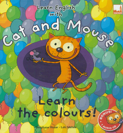 Cat and Mouse : Learn the colours