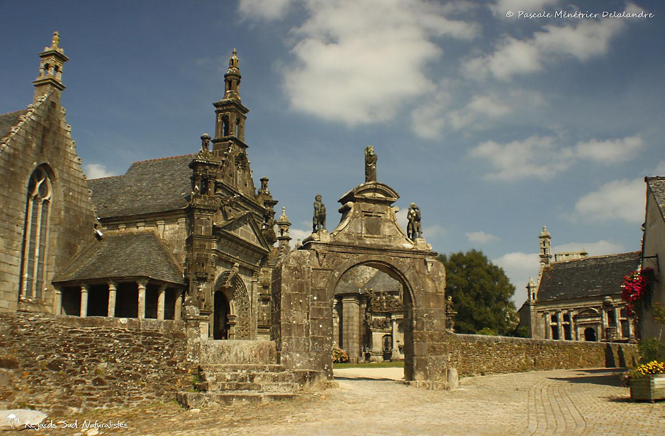 Enclos paroissial de Guimillau