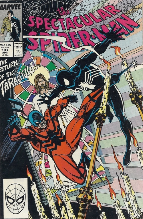 The Spectacular Spider-man 131-140
