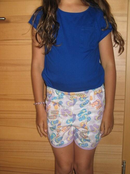 Duo de shorts