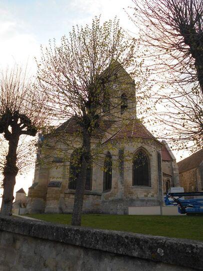 Auvers sur Oise.