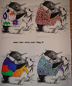 Minable le pingouin 08