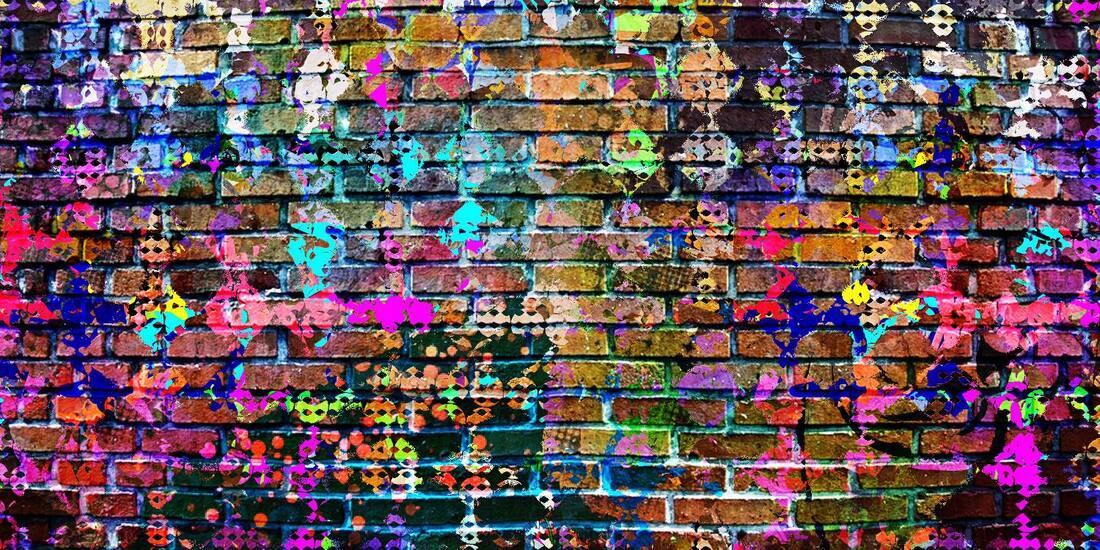 Grande texture abstrait/grunge, My wall