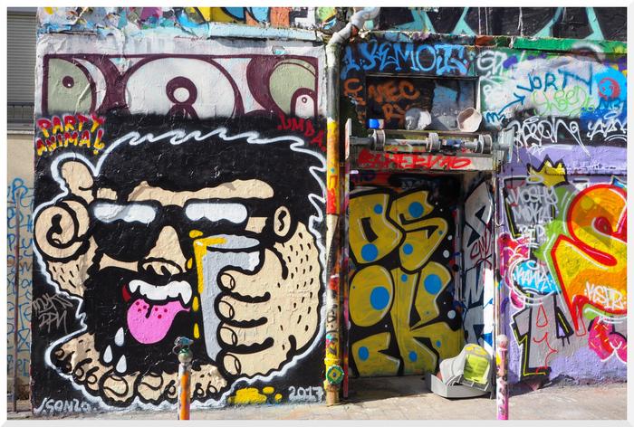 Rue Denoyer - Paris 19ème