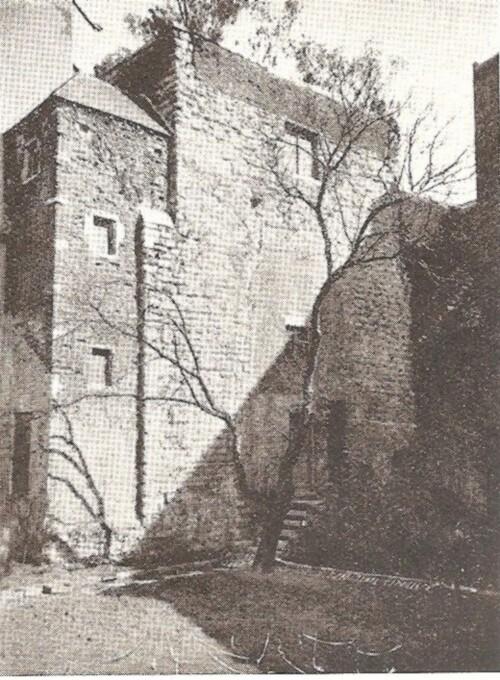 3. 7. L'enceinte de Bruxelles du 13ème siècle