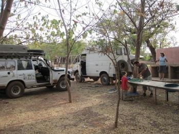 mali bamako campement kangaba 9 plein d'eau