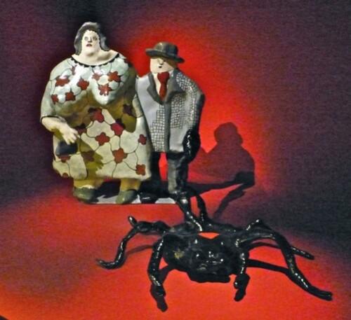 Niki de Saint-Phalle méres dévorantes Promenade -copie-1