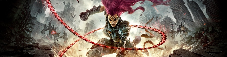 VIDEO : Darksiders III intro*