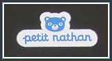 Les livres des bébés 5 ref. NATHAN