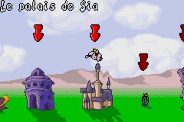 Lady Sia - Chapitre 14 - Le palai de Sia