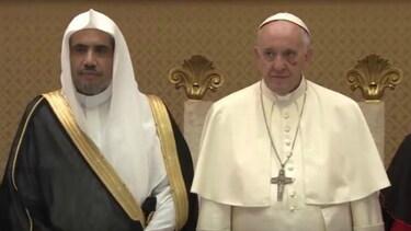 Le Pape est appelé à régner...