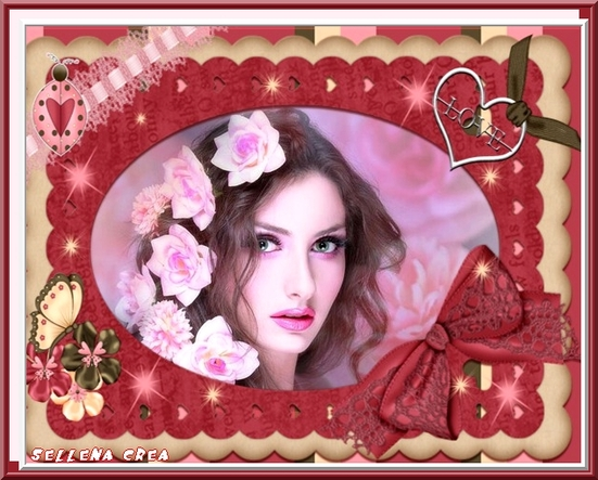 **Mes Roses**Cartes