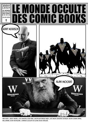 ➤ Comic Books et le Mind-Control (quelques extraits cinématographiques)