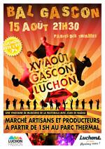 15.08.17 Luchon : grand bal gascon