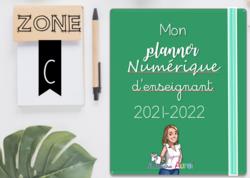 "Mon Digital Planner ""Tout en 1"""