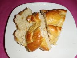 pains au beurre antillais - pommes cannelle