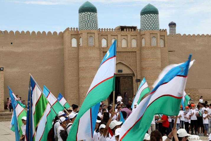 Célébration des 30 ans de ..., Khiva