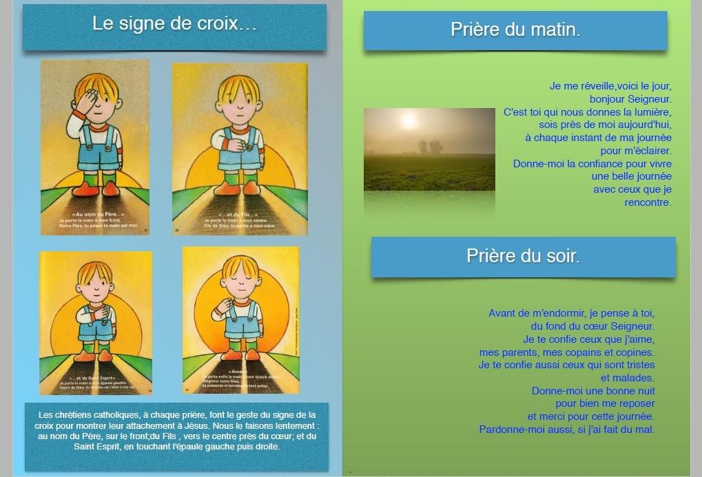 Extrêmement LIVRET PRIERES POUR FAMILLES ET ENFANTS - Diocèse de Metz GV69