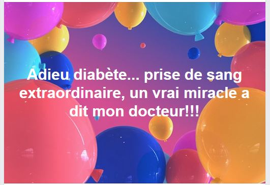 Un VRAI miracle!