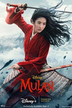 Mulan - Niki Caro