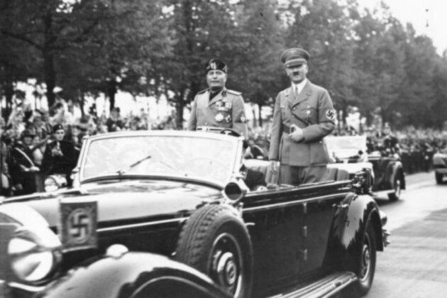 Modèle Benito Mussolini