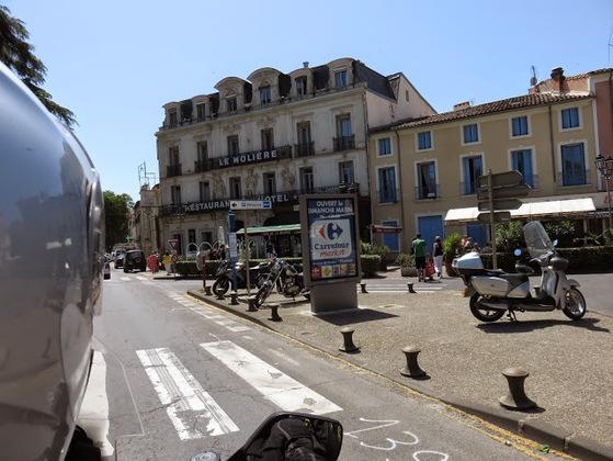 Sète , Bouzigues, Pezenas