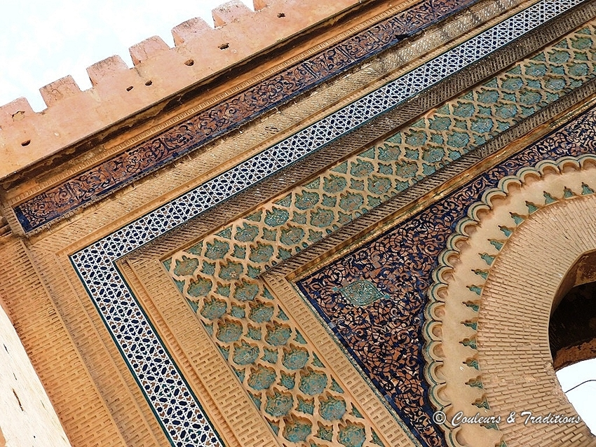 Murailles et autres portes de Meknes