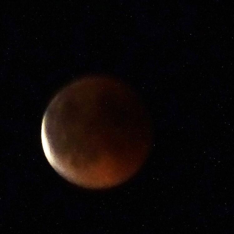 La pleine lune du 27 juillet