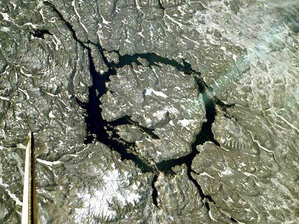 Cratere Manicouagan