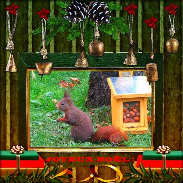 Joyeux Noël 2017 à tous mes lecteurs...