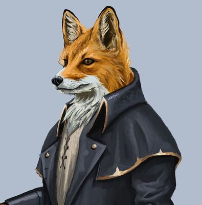 ArtStation - Mr Fox Character Design, Libby Nixon