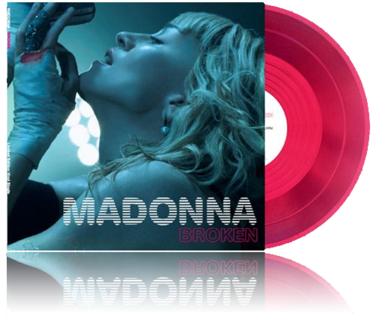 Madonna - Broken (ICON Exclusive Vinyl)
