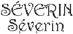 Dictons de la St Séverin + grille prénom !