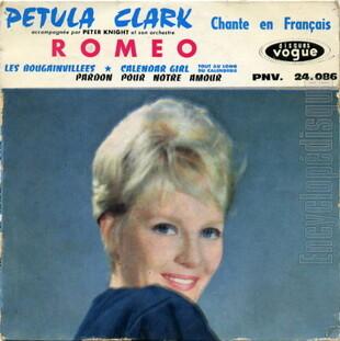 Pétula Clark, 1961