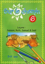 Série de manuels d'enseignement d'école du dimanche