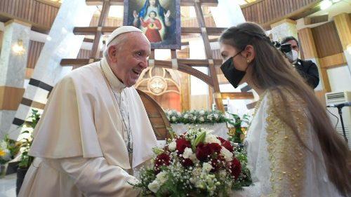 Mgr Mirkis salue la proximité du Pape pour les chrétiens d'Irak