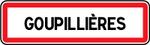 GOUPILLIERES (rive gauche)