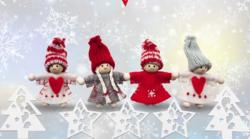 Spectacle de Noël : vendredi 20 décembre 2019 à 15h20 à la salle des fêtes