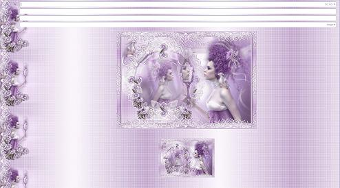 Papier Fantasy Femme 02