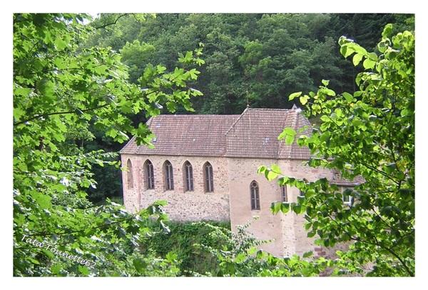 Notre-Dame de Dusenbach - Ribeauvillé