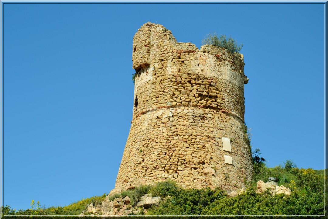 Tour génoise de Sagone - Corse