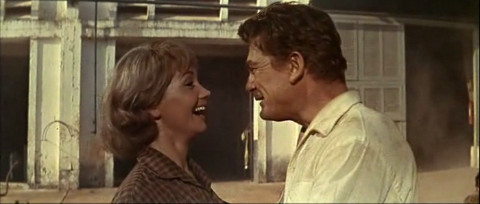 LE GENTLEMAN DE COCODY - BOX OFFICE JEAN MARAIS 1965