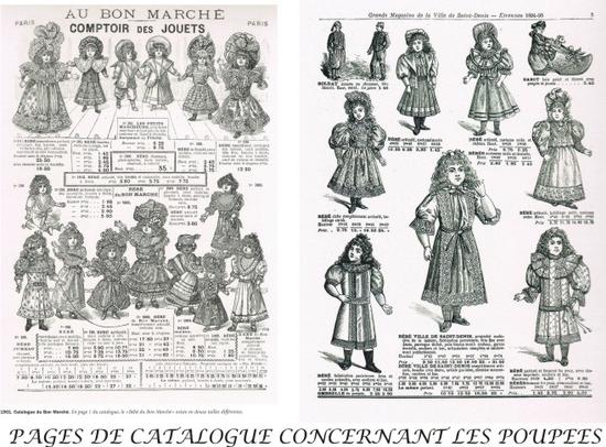 PAGES CATALOGUE POUPEE AU PLAISIR DES JOUETS 1