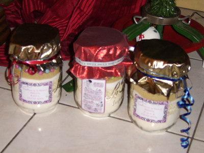 Blog de charlottopoire :Charlottopoire... mes petites créas..., Cadeau : Mettre la main à la pâte