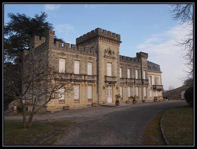 Le Château Grand Branet