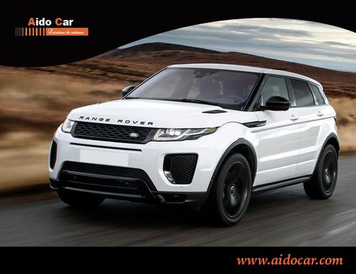 Location Range Rover Evoque au Maroc