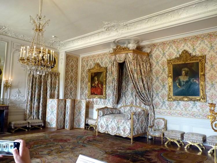 Chambre de Madame Adélaïde