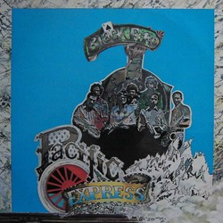 Pacific Express - Black Fire - Complete LP