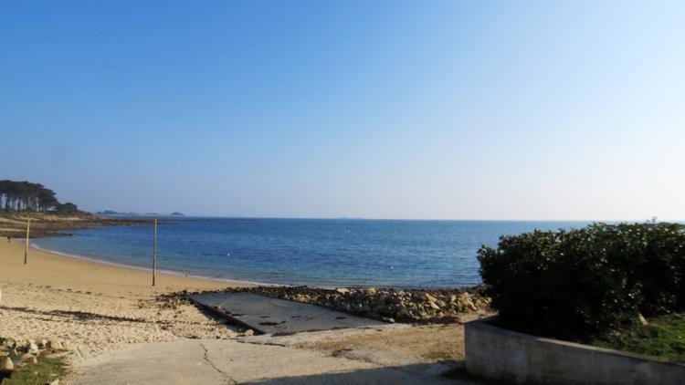 Saint Philibert - Sentier côtier