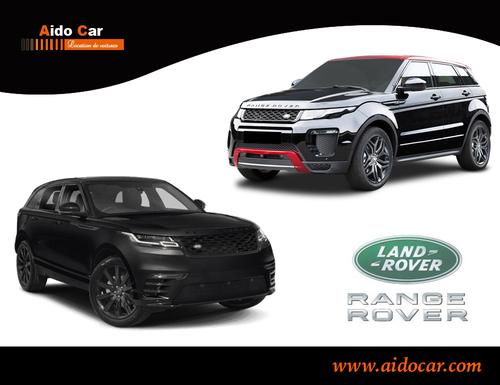 Vous êtes plutôt Range Rover Evoque ou Velar ?
